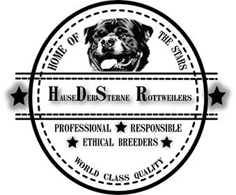 Hausedersterne Rottweiler Kennels